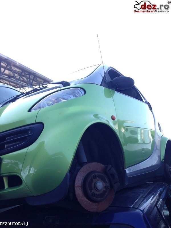 Dezmembrez Smart ForTwo Diesel  Dezmembrări auto în Craiova, Dolj Dezmembrari