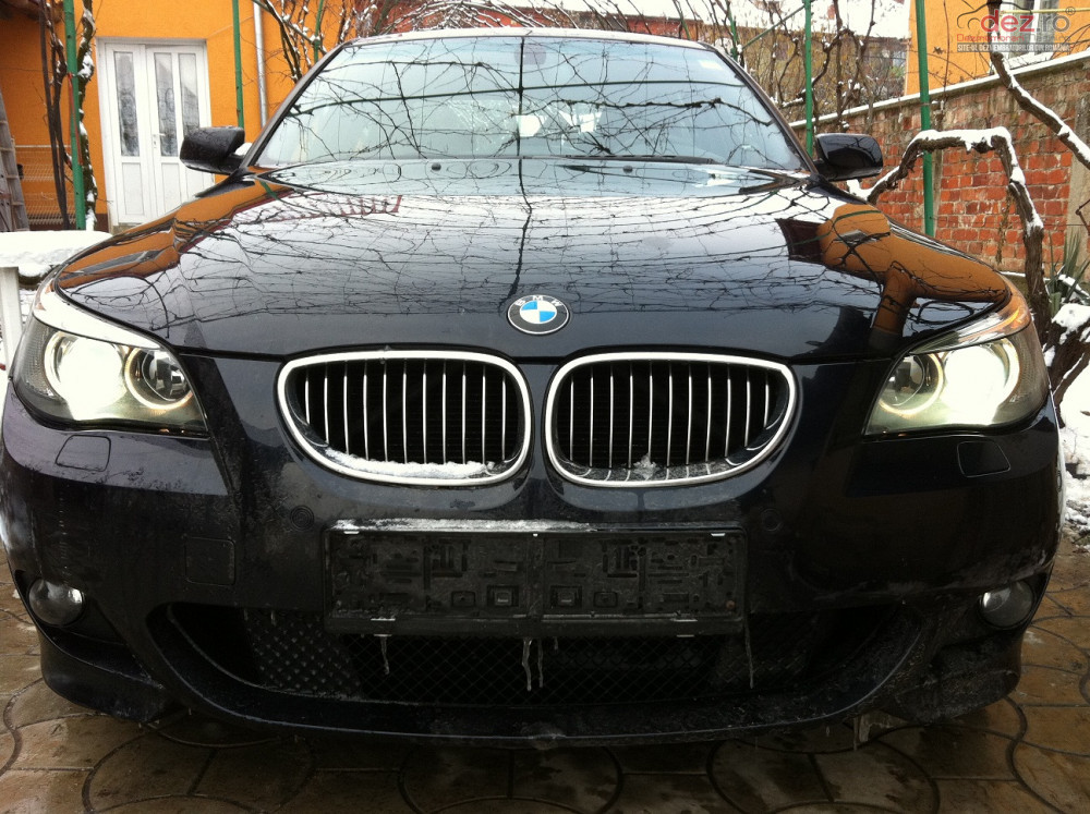 Dezmembrez Bmw E60 520 525 Diesel Dezmembrări auto în Timisoara, Timis Dezmembrari