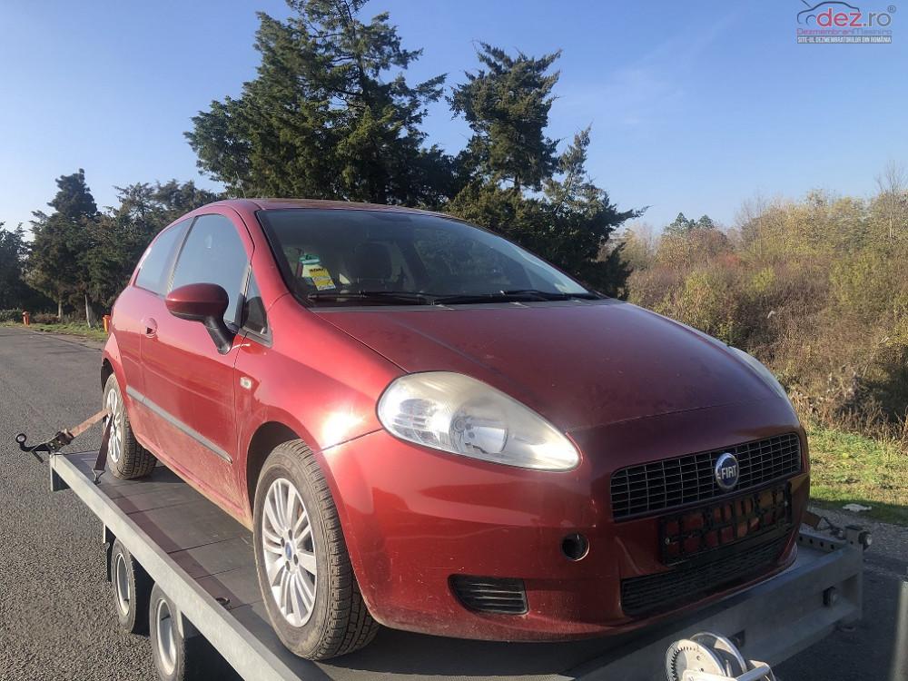 Dezmembrez Fiat Grande Punto Coupe 1 3 Multijet 2007 Dezmembrări auto în Timisoara, Timis Dezmembrari
