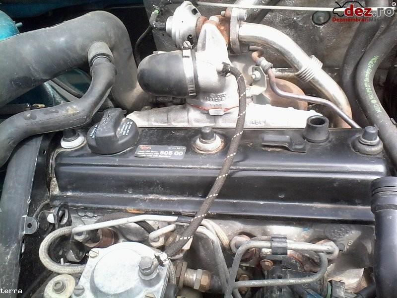 Motor fara subansamble Seat Cordoba 1996 Piese auto în Orastie, Hunedoara Dezmembrari