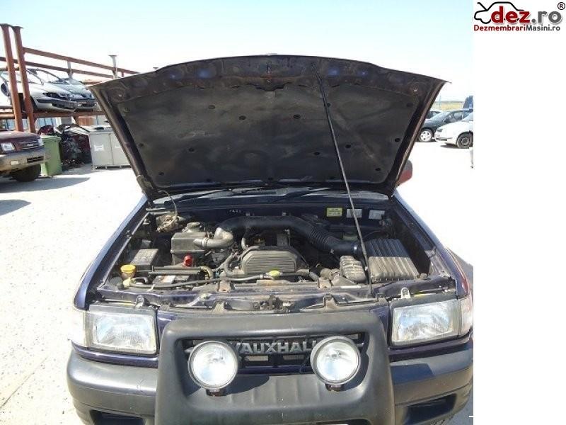 Dezmembrez vauxhall frontera  motor1998 cc  benzina  an fabricatie 1996  vand  Dezmembrări auto în Orastie, Hunedoara Dezmembrari