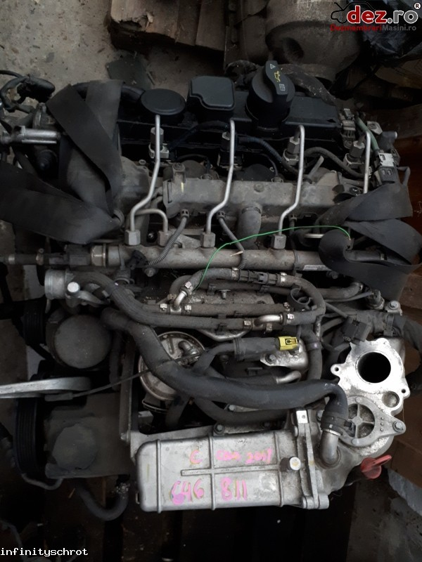 Motor complet Mercedes C-Class 2008