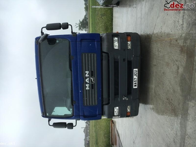 Dezmembrez MAN TGA 26.440 an 2008 Dezmembrări camioane în Suceava, Suceava Dezmembrari