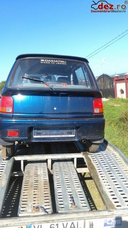 Dezmembrez Daihatsu Cuore  Dezmembrări auto în Bucuresti, Bucuresti Dezmembrari