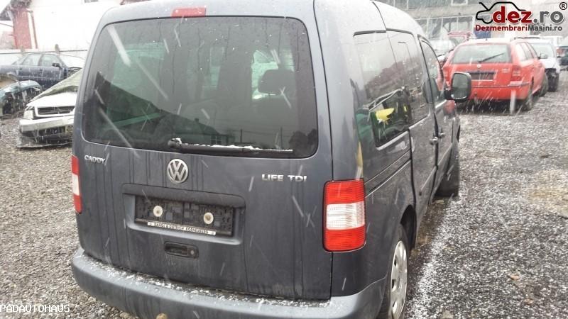 Dezmembreaz Vw Caddy Motor 1 900 Tdi Life 105 Cp Dezmembrări auto în Ernei, Mures Dezmembrari
