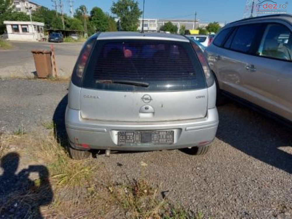 Dezmembram Opel Corsa C An 2005  Dezmembrări auto în Timisoara, Timis Dezmembrari