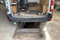 Bara Spate Cu Senzori De Parcare Renault Master 2 3cdti 2010 2015 Euro 5 Piese auto în Oradea, Bihor Dezmembrari