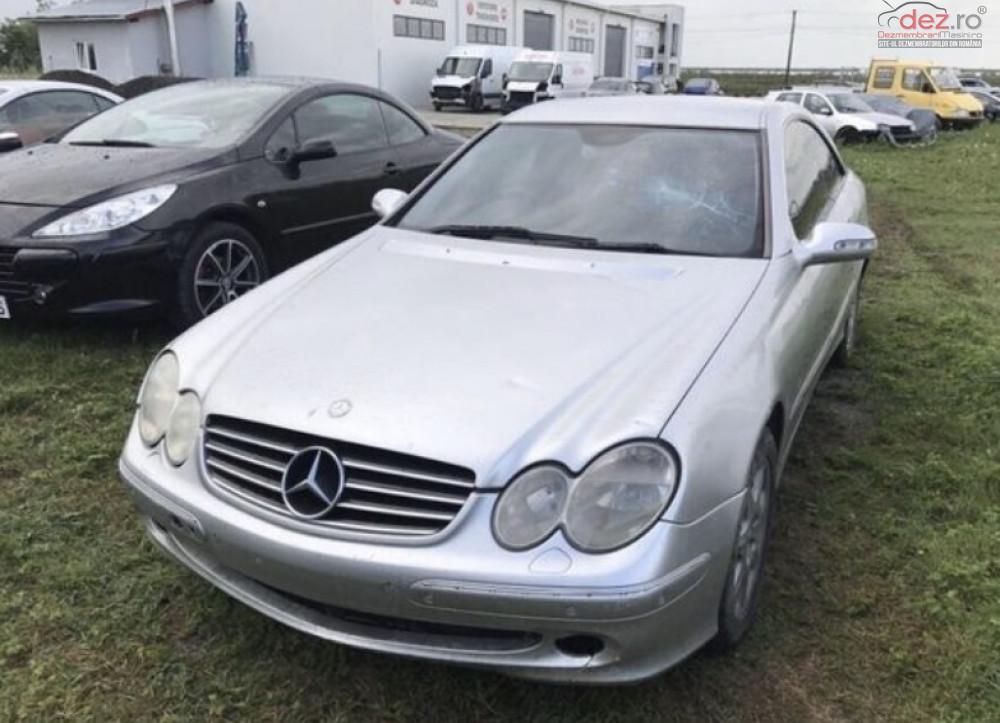Piese Dezmembrări Mercedes Clk 3 2 Benzina Dezmembrări auto în Satu Mare, Satu-Mare Dezmembrari