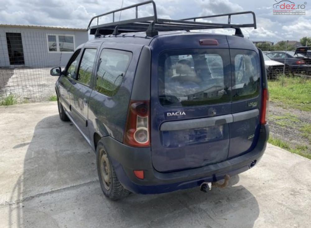 Dezmembrez Dacia Logan Mcv Dezmembrări auto în Satu Mare, Satu-Mare Dezmembrari