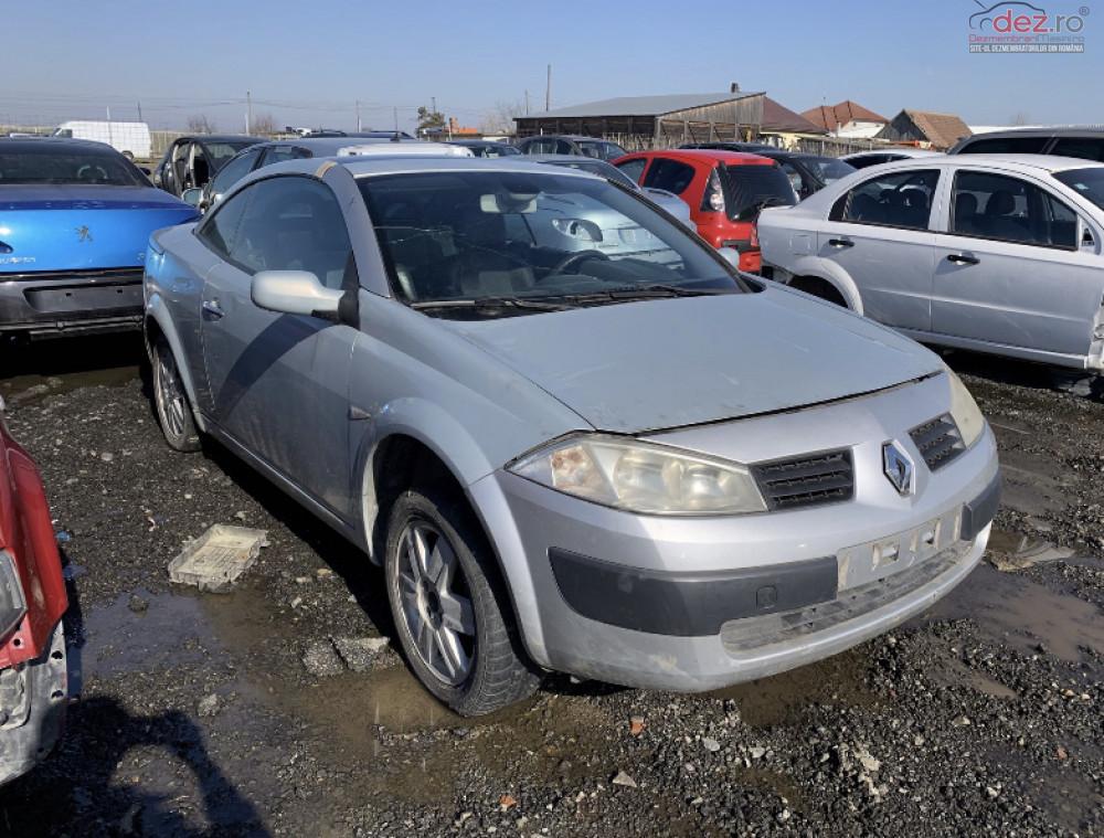 Dezmembrez Renault Megan 2 Cabrio Dezmembrări auto în Satu Mare, Satu-Mare Dezmembrari