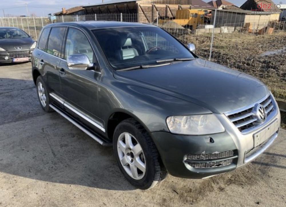 Dezmembrez Volkswagen Touareg 5 0 Tdi V10 Dezmembrări auto în Satu Mare, Satu-Mare Dezmembrari