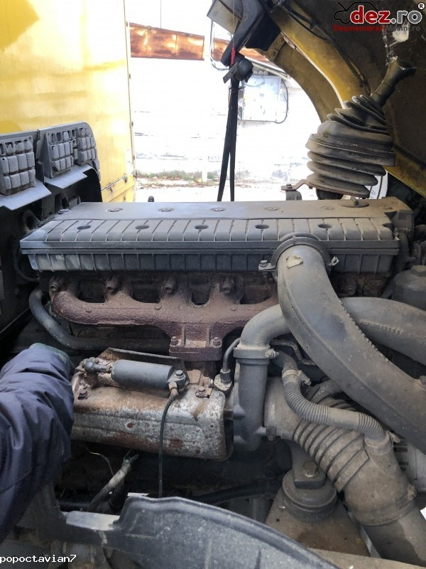 Dezmembrez Mercedes Atego 815 An 2002,Motor 6.0 cmc.6 Cilindri Dezmembrări camioane în Popesti-Leordeni, Ilfov Dezmembrari