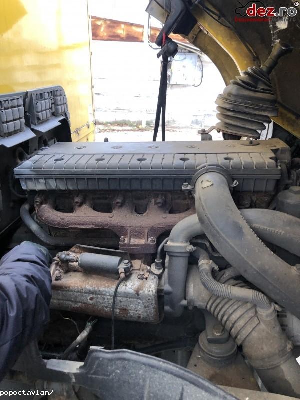 Motor Mercedes Atego 815, 6 Cilindri,170 KW,Tip,OM 906 LA, 2003 Dezmembrări camioane în Popesti-Leordeni, Ilfov Dezmembrari