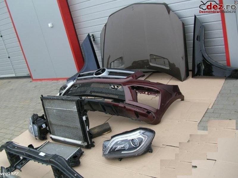 Vând aripa spate elemente de caroserie mecanică interior faruri motor Dezmembrări auto în Hereclean, Salaj Dezmembrari