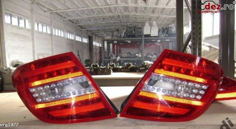Lampa spate stanga, dreapta Mercedes C 250 2011 Piese auto în Hereclean, Salaj Dezmembrari