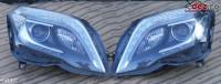 Far stanga, dreapta Mercedes C 250 2011 Piese auto în Hereclean, Salaj Dezmembrari