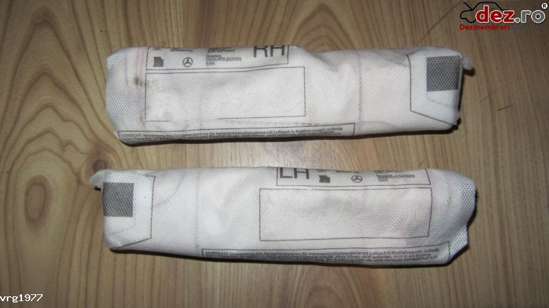 Airbag canapea Mercedes SL-Class w231 2012 Piese auto în Hereclean, Salaj Dezmembrari