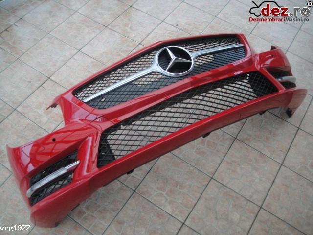 Bara protectie fata Mercedes SL-Class w231 2012 Piese auto în Hereclean, Salaj Dezmembrari