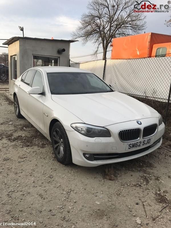 Dezmembrez Bmw Seria 5 F10 184cp  Dezmembrări auto în Petrosani, Hunedoara Dezmembrari
