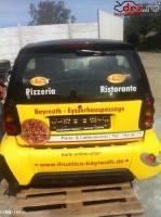 Dezmembrez Smart Fortwo An 2000 Dezmembrări auto în Bragadiru, Ilfov Dezmembrari