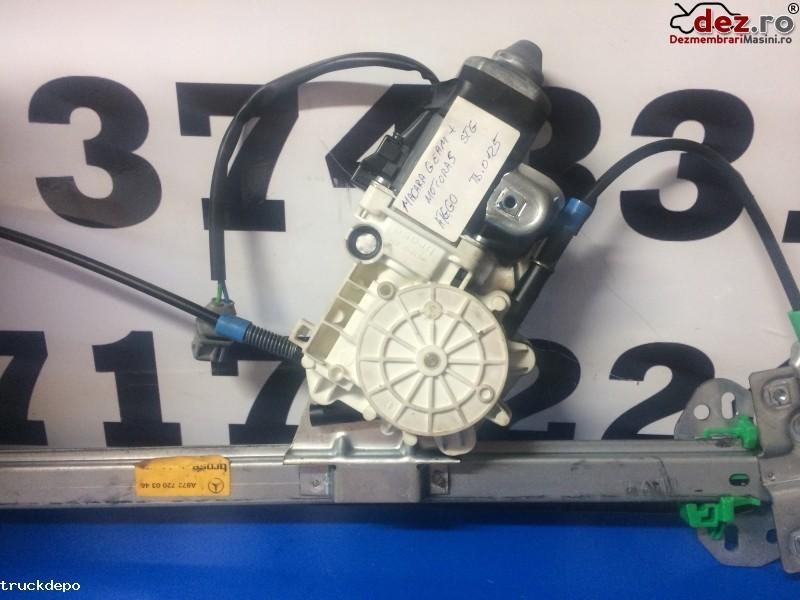 Macara geam + motoras Stanga Mercedes Atego 816