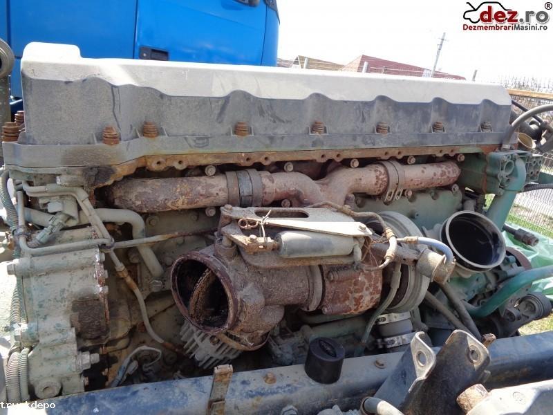 Motor Volvo FL  cod TD0113 Dezmembrări camioane în Cristesti, Mures Dezmembrari
