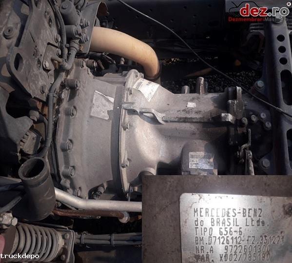 Cutie de viteze Mercedes Benz Atego 2 816.  Dezmembrări camioane în Cristesti, Mures Dezmembrari
