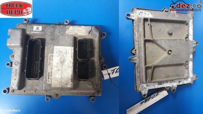 Calculator motor MAN TGX 18.480 EEV