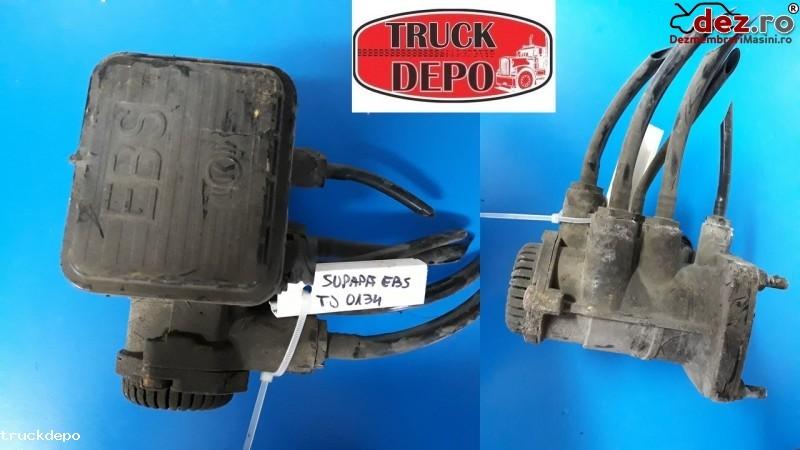 Supapa EBS MAN TGA 18.43 Dezmembrări camioane în Cristesti, Mures Dezmembrari
