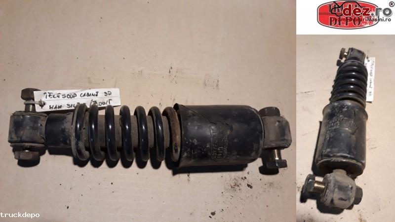 Telescop cabina pate MAN SILENT. An fabricatie 2001 Dezmembrări camioane în Cristesti, Mures Dezmembrari