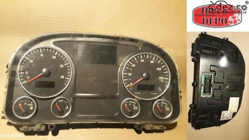 Ceas de bord MAN TGA. Piesa provenita din dezmembrari camioane