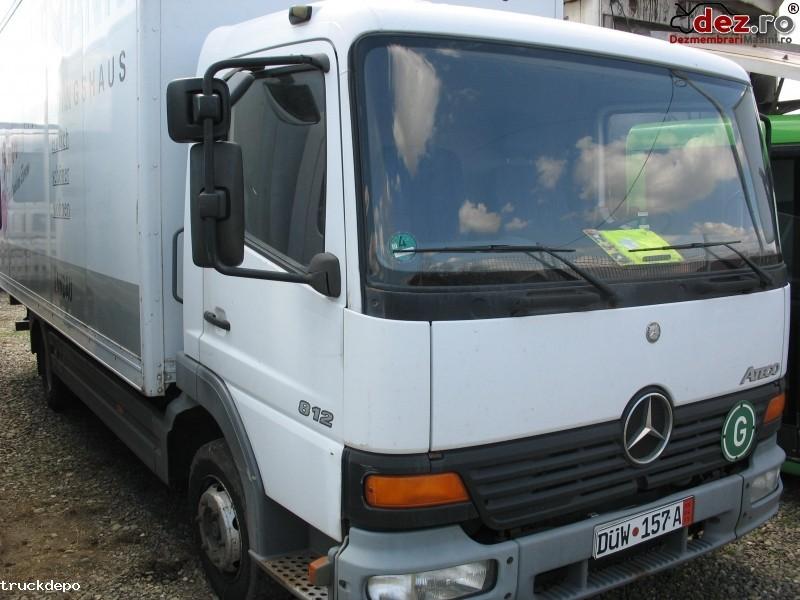Dezmembrez Mercedes-Benz Atego