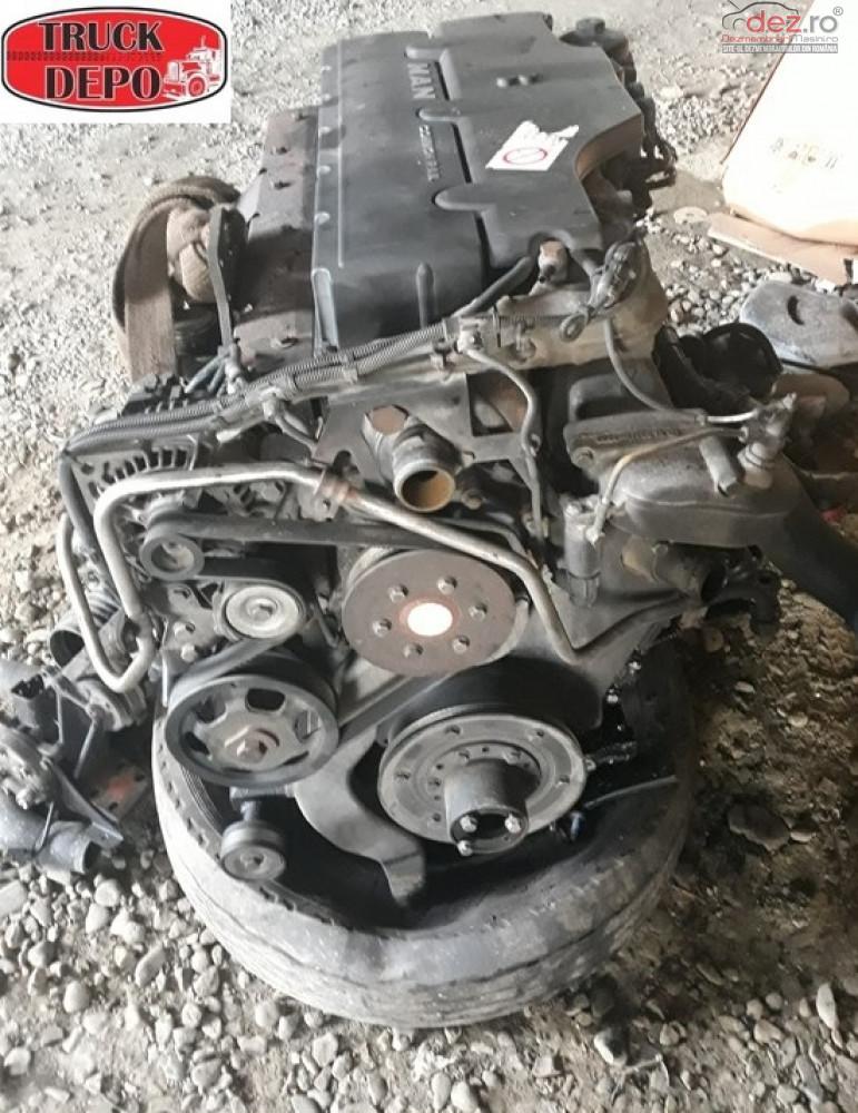Motor Man Tgl 10 240 Piese Provenite Din Dezmembrari Camioane Dezmembrări camioane în Cristesti, Mures Dezmembrari