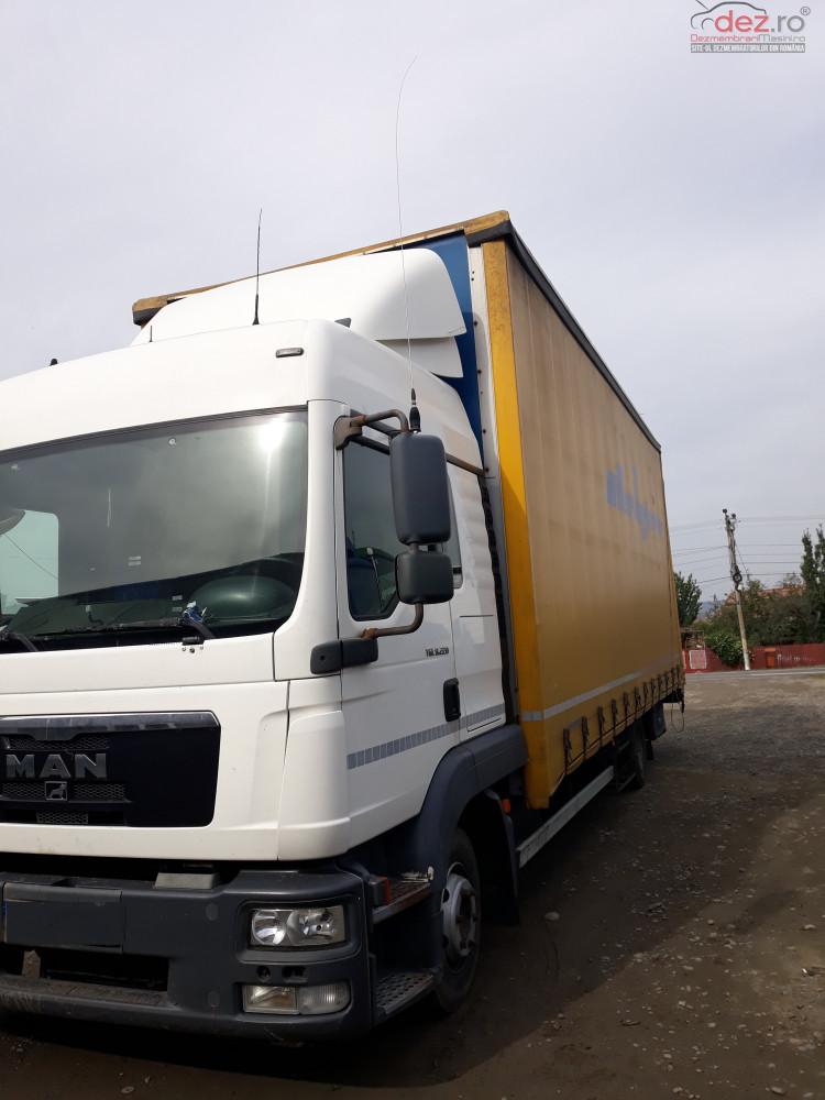 Cabina Man Tgl 8 220 Euro 5 Fara Adblue Dezmembrări camioane în Cristesti, Mures Dezmembrari