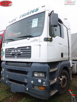 Se Dezmembreaza Man Tga 18 430 4x2 Bls An Fabricatie 2005 Dezmembrări camioane în Cristesti, Mures Dezmembrari