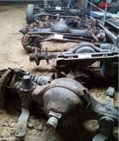 Punti DAF 45 Dezmembrări camioane în Cristesti, Mures Dezmembrari