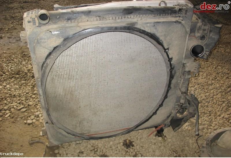 Intercooler + radiator Scania Dezmembrări camioane în Cristesti, Mures Dezmembrari