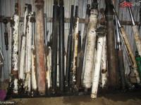 Cilindru hidraulic Scania 114 Dezmembrări camioane în Cristesti, Mures Dezmembrari