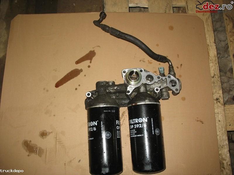 Suport filtru motorina Iveco Stralis