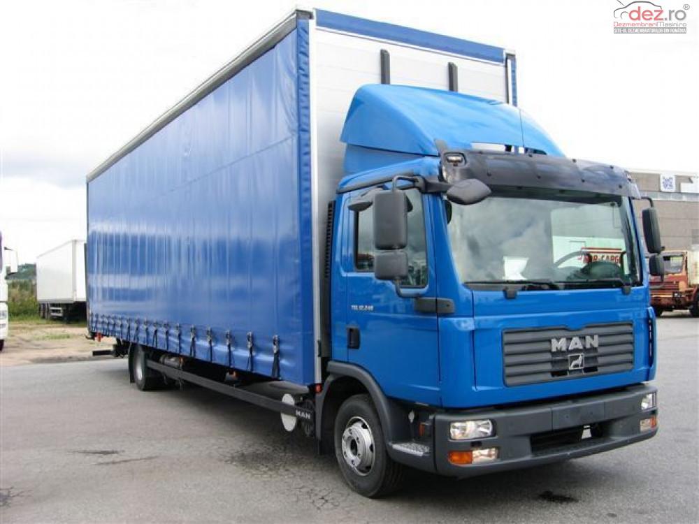 Se Dezmembreaza Man Tgl 12 240 Vanzari Piese Dezmembrari Camioane Dezmembrări camioane în Cristesti, Mures Dezmembrari
