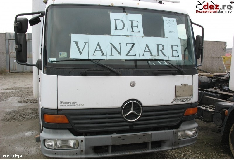 Dezmembrez Mercedes-Benz ATEGO 815