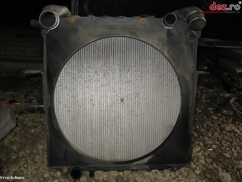 Intercooler radiator difuzor MAN le 12. 220