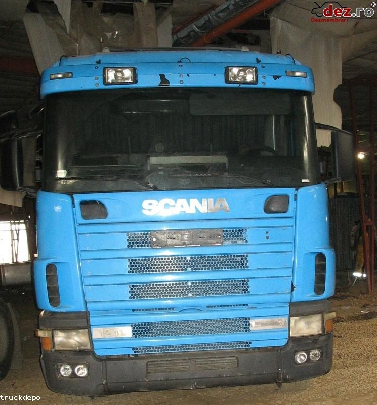 Cabina Scania R 124