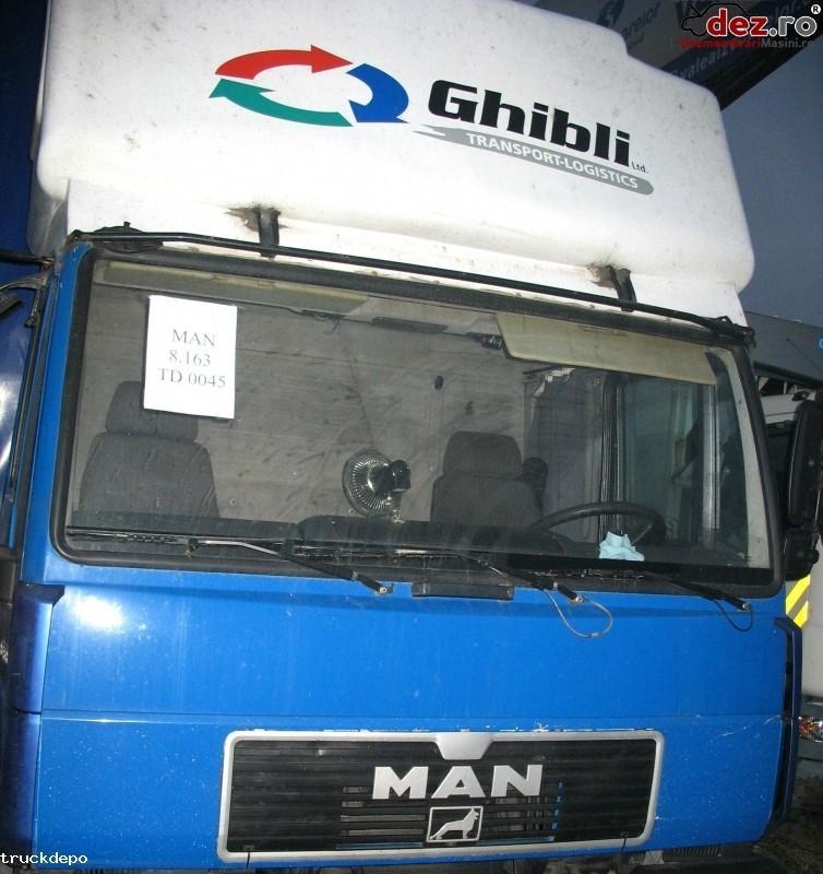 Cabina MAN LC 8.163 Dezmembrări camioane în Cristesti, Mures Dezmembrari
