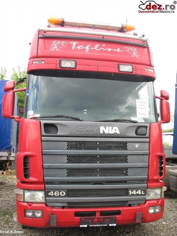 Dezmembrez Scania 144 L Dezmembrări camioane în Cristesti, Mures Dezmembrari