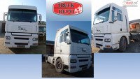 Se Dezmembreaza Man Tga 18 48 An Fabricatie 2005 Dezmembrări camioane în Cristesti, Mures Dezmembrari
