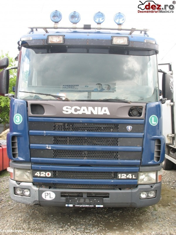 Piese Scania 124 L 420