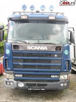 Piese Scania 124 L 420 Dezmembrări camioane în Cristesti, Mures Dezmembrari