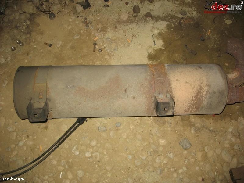 Toba esapament DAF LF 45.150 Dezmembrări camioane în Cristesti, Mures Dezmembrari