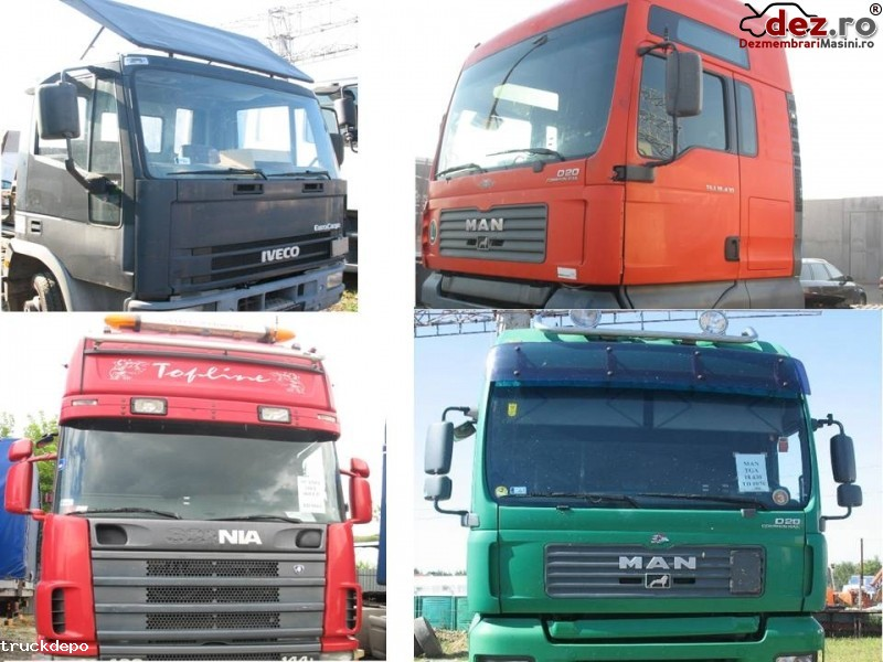 Cabine diferite tipuri si modele
